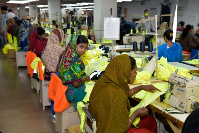 Bangladeshi-garments-workers