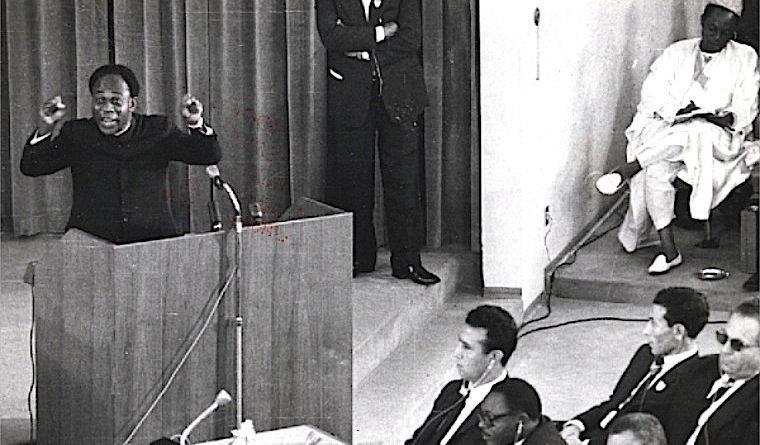Kwame-Nkrumah