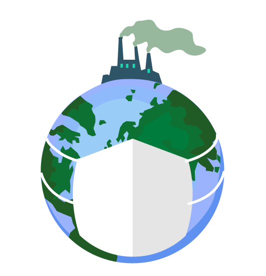 planet-mask-greening-covid